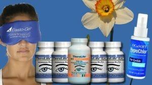 TheraLife Autoimmune Starter Kit for Dry Eye Relief